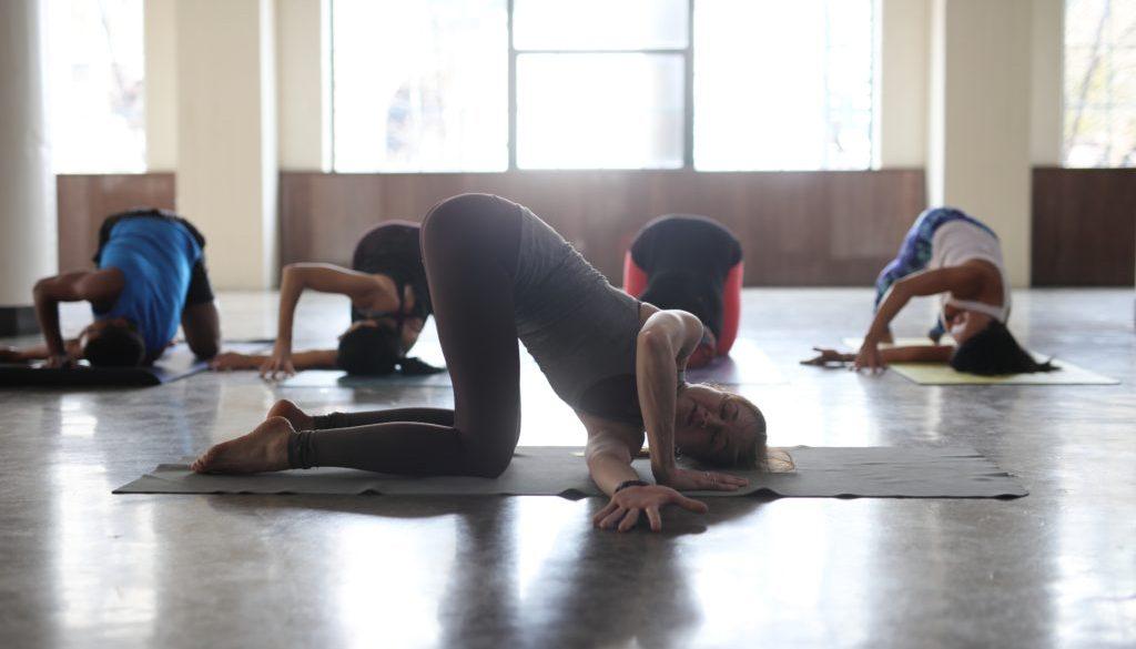 Yoga Teacher Debby Siegel guides retreats and festival yoga classes all over the world.