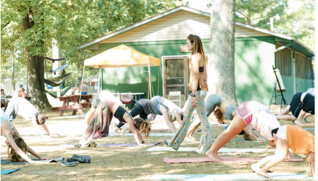 Debby Siegel ERYT festival yoga guide