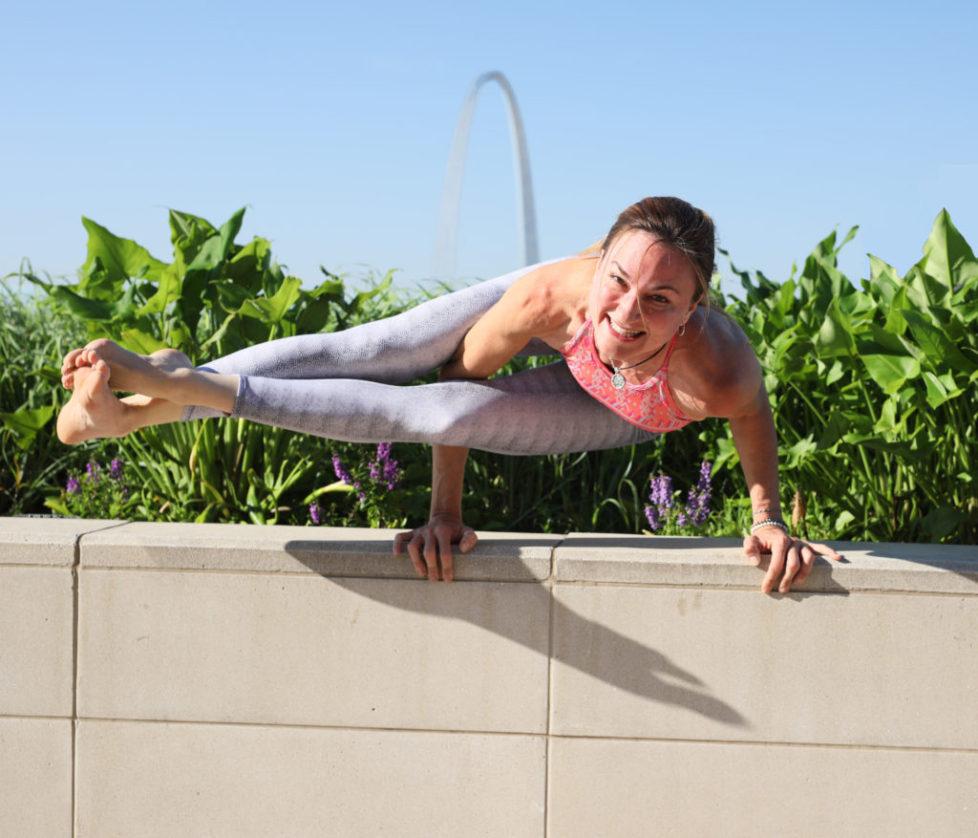Debby Siegel, MSA, RYT, Yoga Evangelist with a sparkling soul.