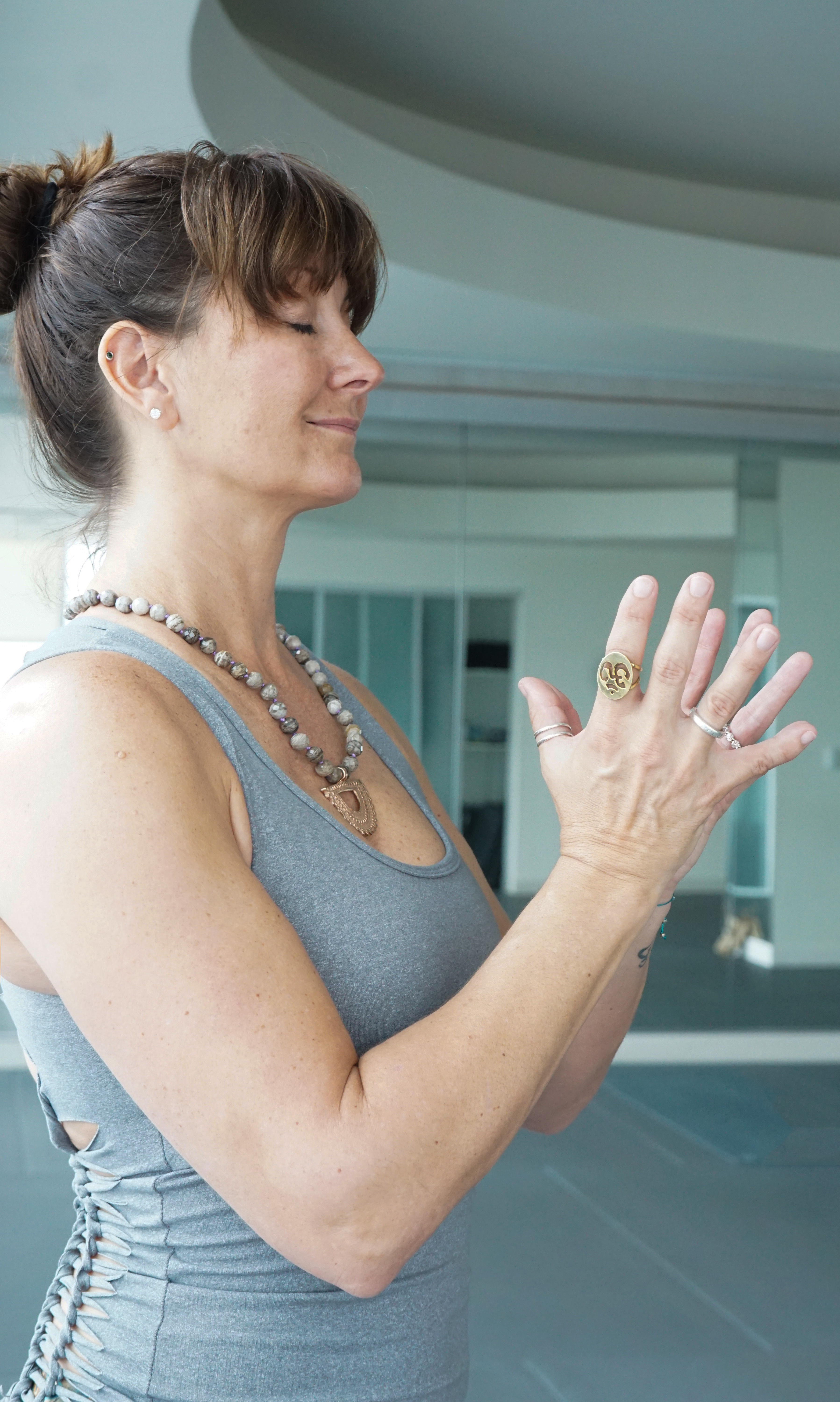 Why do we Namaste with Prayer Hands?