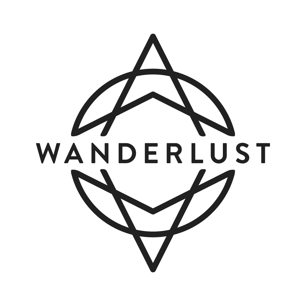 Wanderlust logo. Debby Siegel teaches at Wanderlust in 2018.
