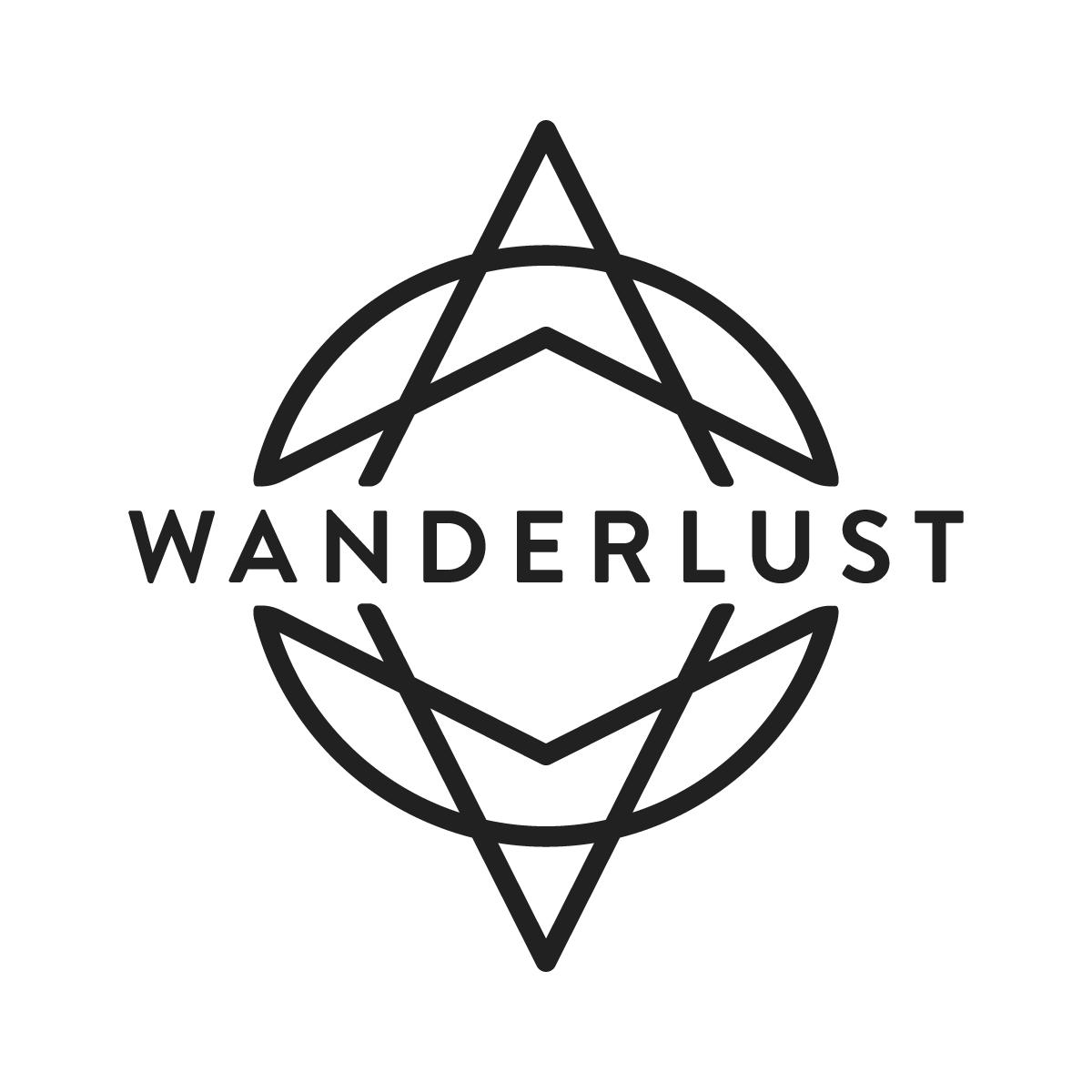 Wanderlust logo. Debby Siegel teaches at Wanderlust in 2018.