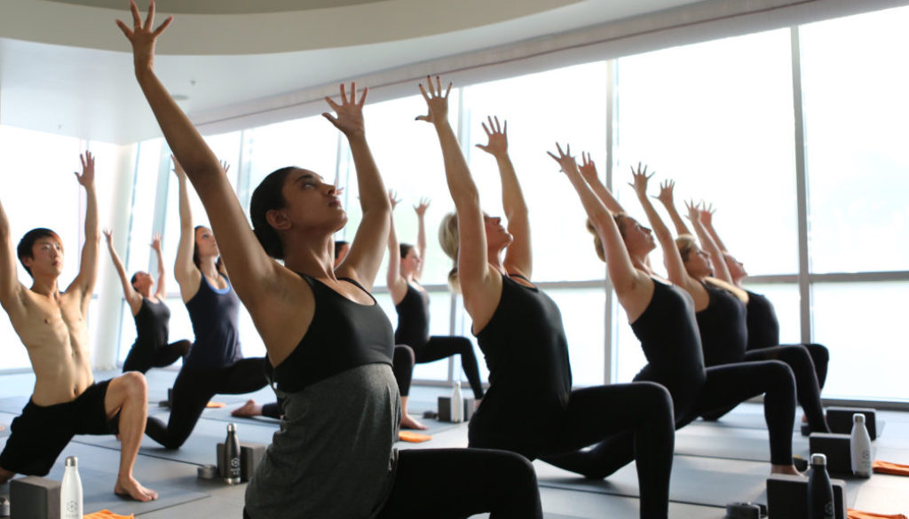 Debby Siegel teaches Deep Stretch Yoga at Yoga Six on Mondays at 11am.
