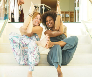 Intimacy does not have to be sexual. Partner Play Yoga for Valentine's Day Feb 15 at Southtown Yoga St. Louis.