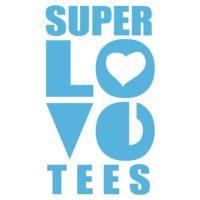 super love tees logo