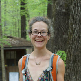 meredith trewolla healer at Manifest Station Music & Yoga festival