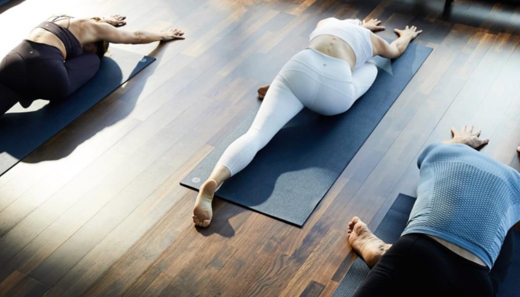 Surrender Yoga