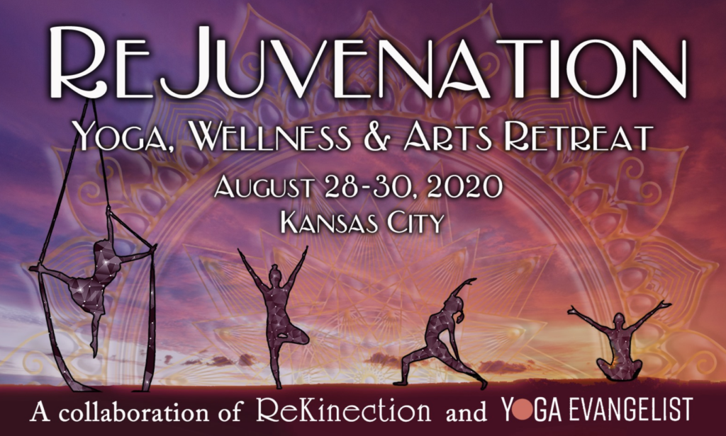 ReJuvenation Retreat August Yoga Kansas City