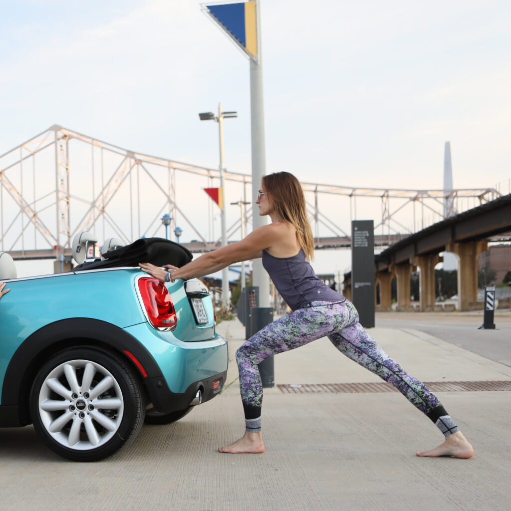 Yoga for Drivers and Desk Jockeys March 29 4pm