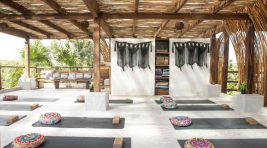 Open Air Yoga Studio