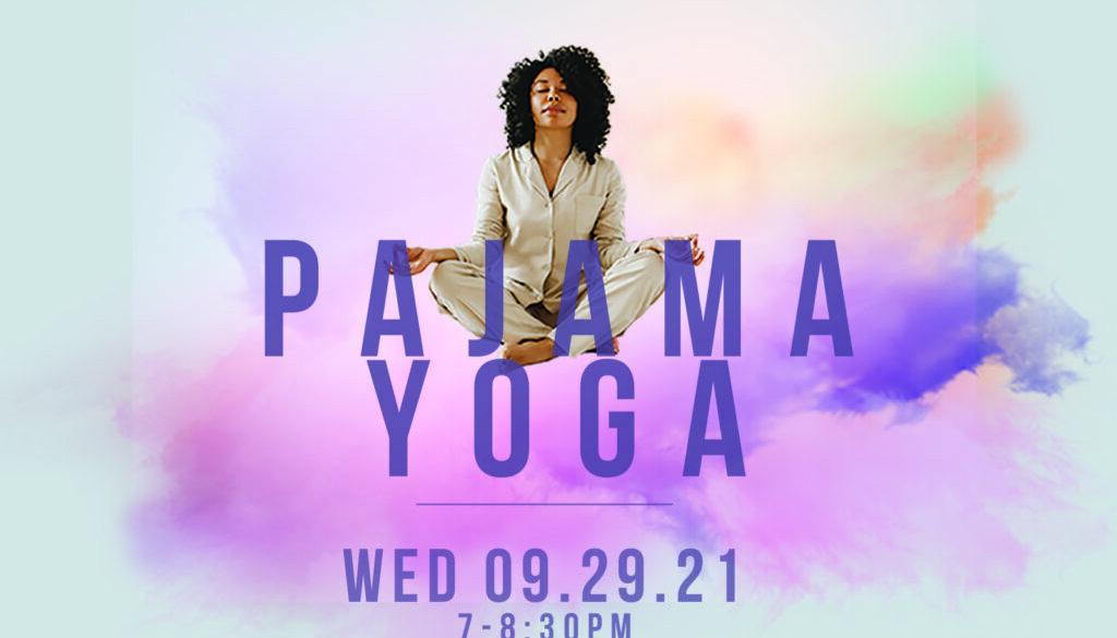 Pajama Yoga with Debby Siegel September 29
