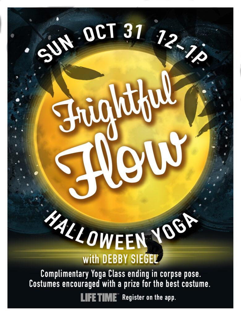 Halloween Yoga by Debby Siegel